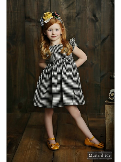 Mustard Pie Alice Dress