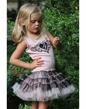 Ooh La La Couture Light Pink Tattoo Birthday Dress  OUT OF STOCK