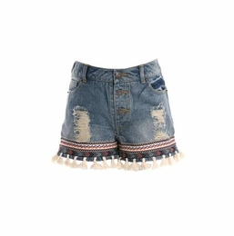 36c2297d81be Truly Me Denim Shorts