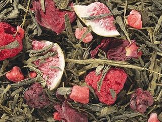 Berry Fig Sencha Green Tea