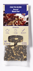 Chai Tea Packets - Box of 10 - Chai Black Tea Blend