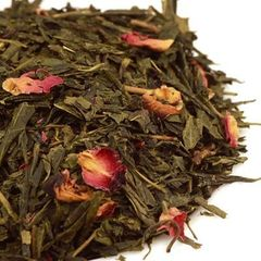 Sencha Cherry Rose Tea Garden