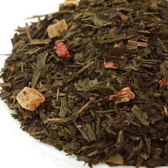 Strawberry Green Tea