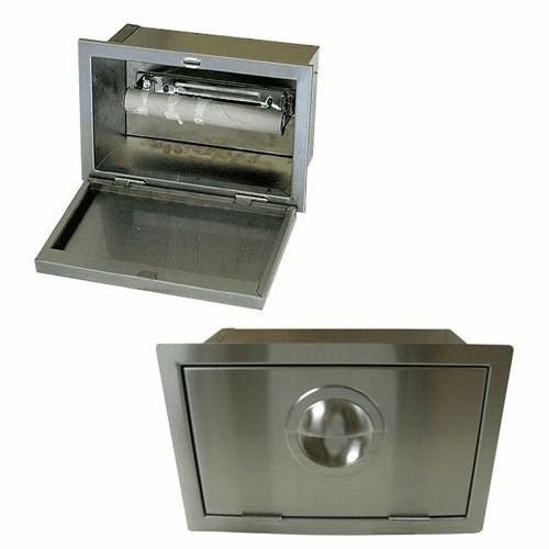200 Series Paper towel Holder / Dispenser for BBQ Island