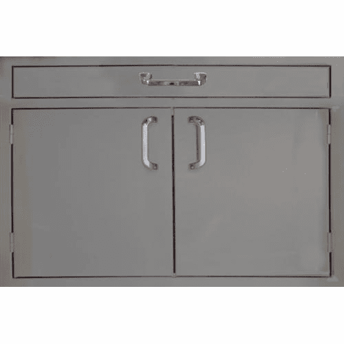 "260 Series BBq Island 30"" under counter combo unit Stainless steel"