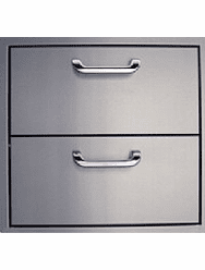 260 series BBQ Island Access drawers 2 drawer by PCM