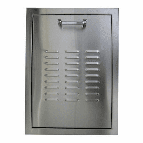 260 Series BBQ Island propane pull out stainless steel