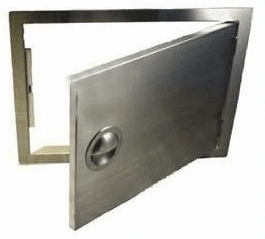 access Door for bbq island  17X24 Horizontal