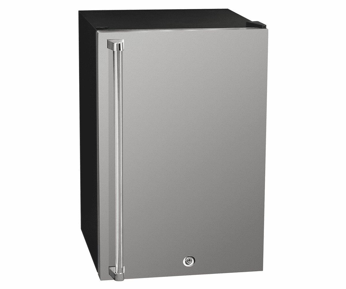 Alturi Outdoor Refrigerator 4.6 Cubic Foot Stainless ALTRFR-1