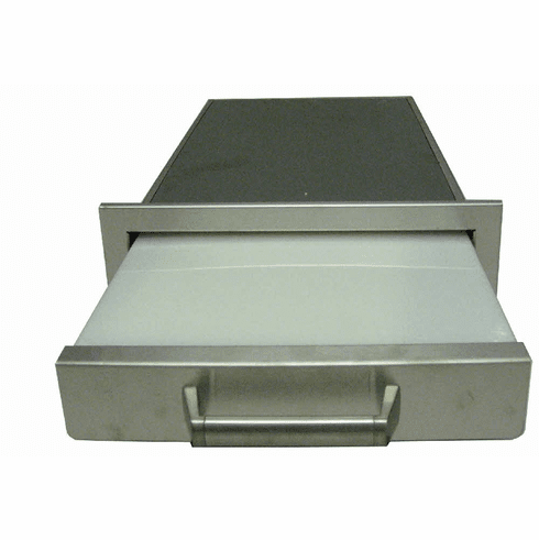 BBQ Island cutting board drawer 300H series Stainless steel