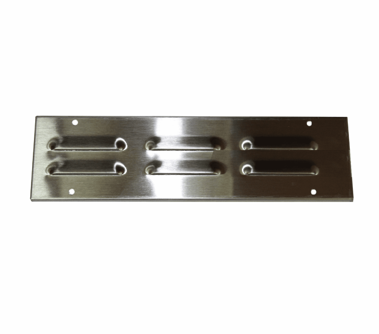 "BBQ Island vent stainless steel 12"" X 3"""