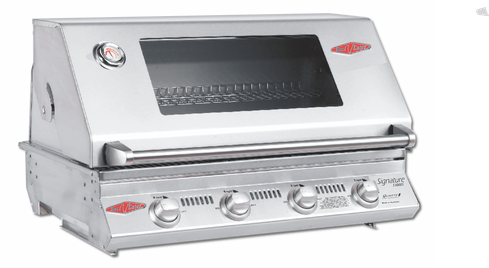 Beefeater · Signature S3000S · 4 Burner Premium Stainless Built-In Barbecue