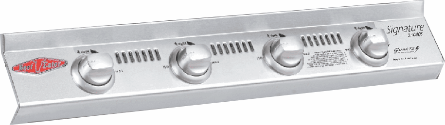BeefEater Fascia for 4 Burner Signature Series Grills