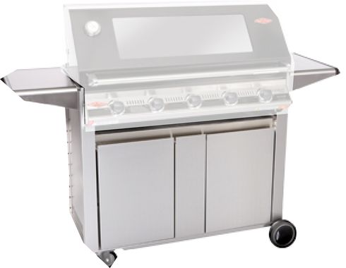 Beefeater 23650 Designer Stainless 5 Burner Cart/Trolley Signature