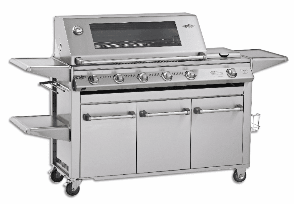 Beefeater 30360 SL4000S Premium Signature Stainless Steel BBQ and Cart