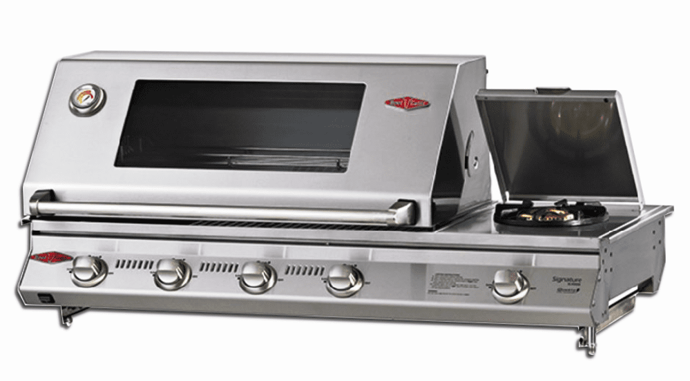 Beefeater · Signature SL4000 · 4+1 Premium Stainless Built-In Barbecue