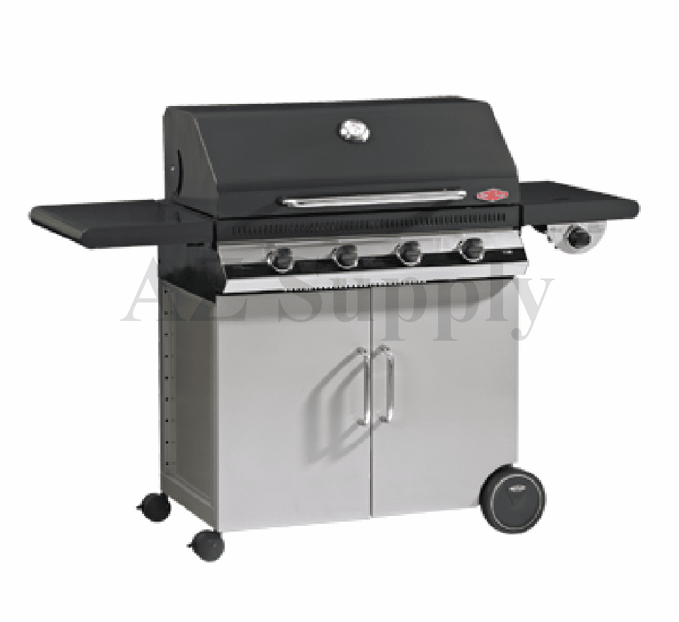 Beefeater 47742 4 burner Discovery 1100 grill with cart