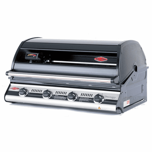 Beefeater Discovery  i-1000 Built In 4 Burner Grill Naturl Gas