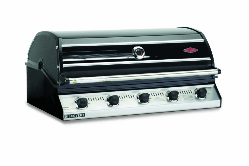 Beefeater Discovery i1000r 5 burner built in grill