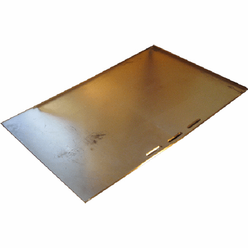 """Beefeater Parts Stainless steel Griddle 13"""" 94393"""