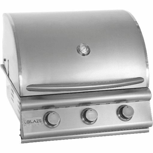 Blaze 3 burner 25 inch built in grill Propane