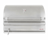 Blaze Built In Charcoal Grill 32 Inch Stainless BLZ-4-CHAR