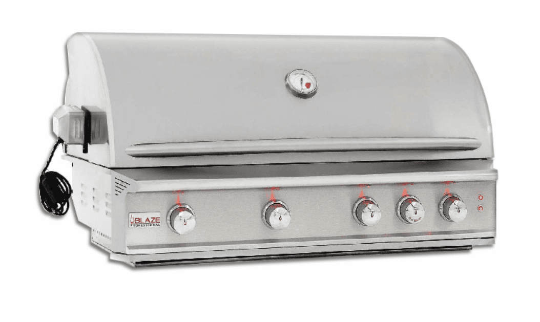 Blaze Pro 44 inch Built in Grill Natural Gas BLZ-4PRO-NG