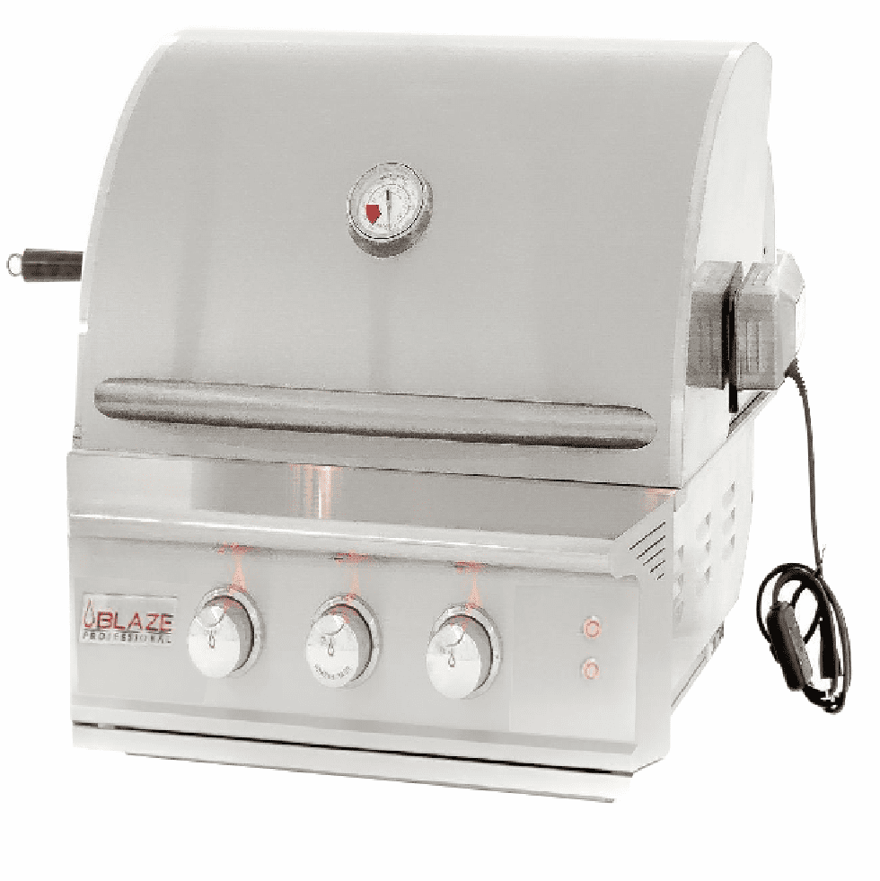 Blaze Professional 27 inch Built in Grill Natural Gas