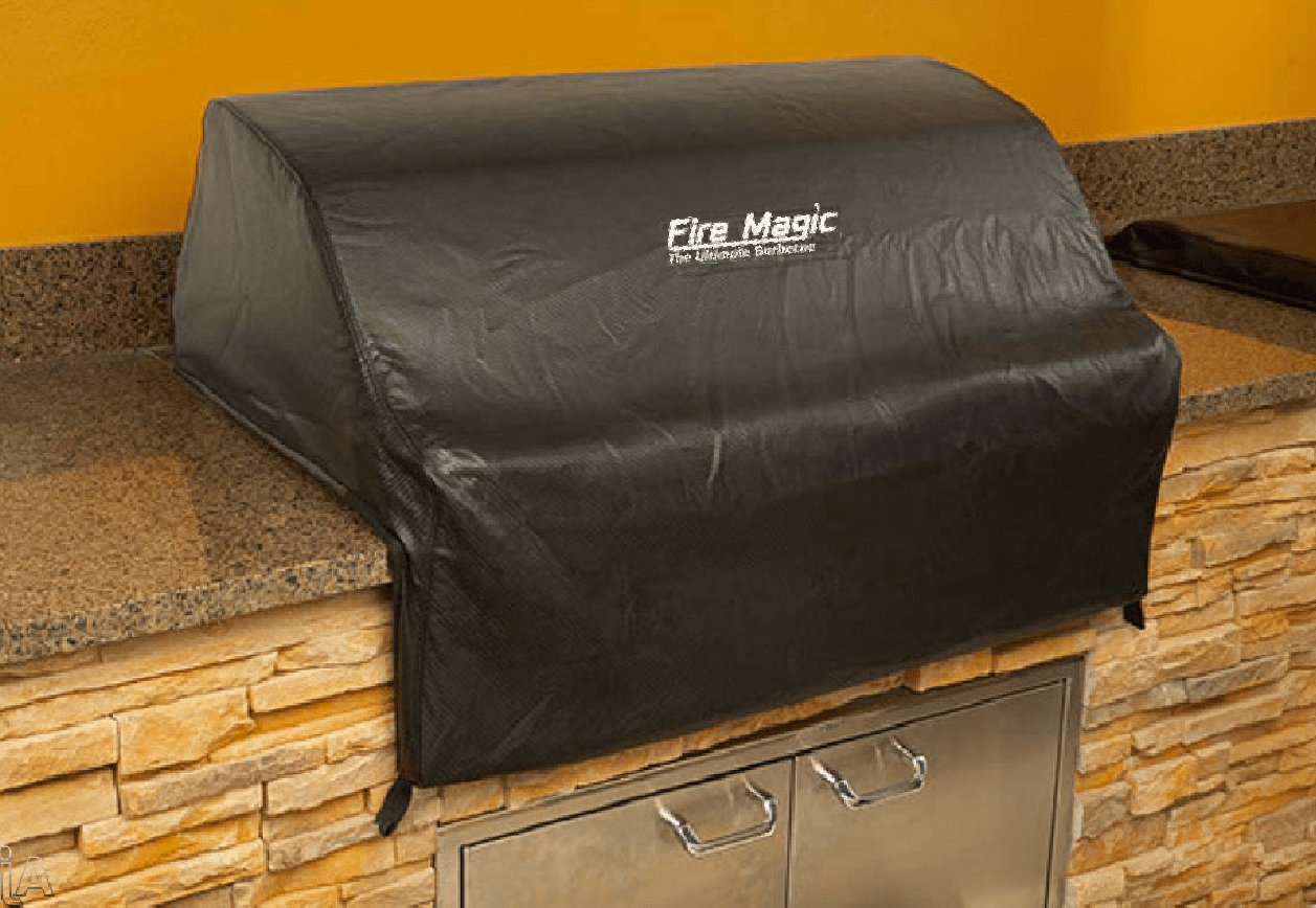 Fire Magic 3647E cover for Aurora or Echelon 660 built in grill