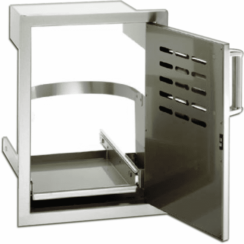 Fire Magic 53820SC-TL or 53820SC-TR with tank tray Stainless steel