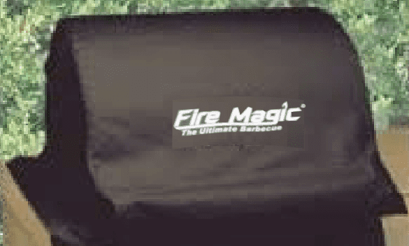 Fire Magic built in cover for 30 inch Firemaster 3643-01E