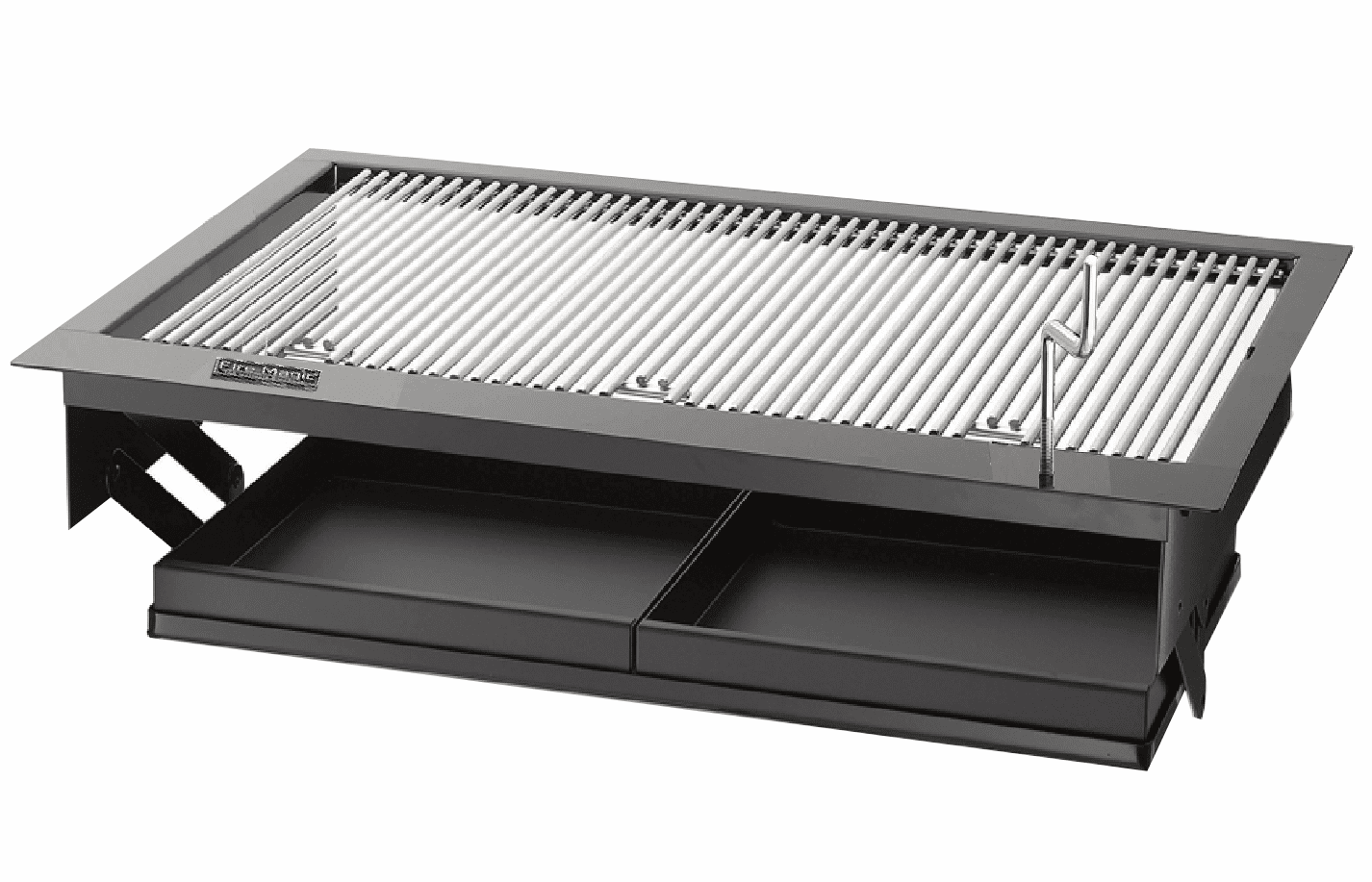Fire Magic charcoal grill drop in 3329 23 inch