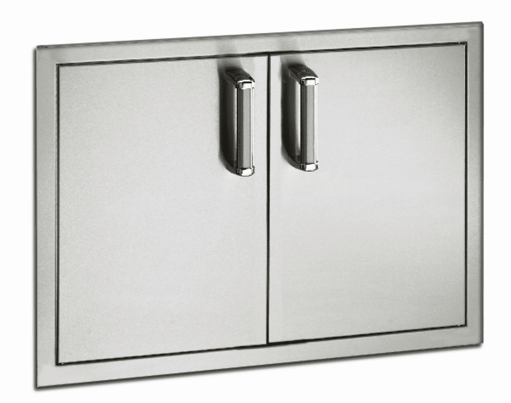Fire Magic double doors 53938S reduced height 39 inch flush mount