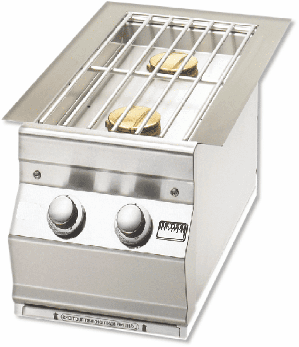 Fire Magic double side burner 3281fR built in