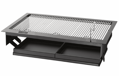 Fire Magic drop in charcoal grill 3324 30 inch