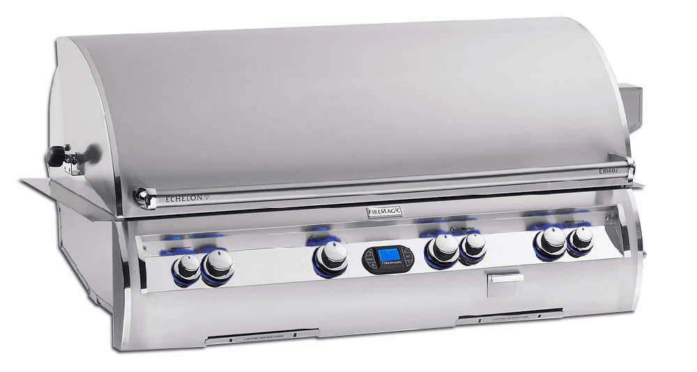 Fire Magic Echelon Diamond Series built in barbecue E1060i-4E1N 48 in