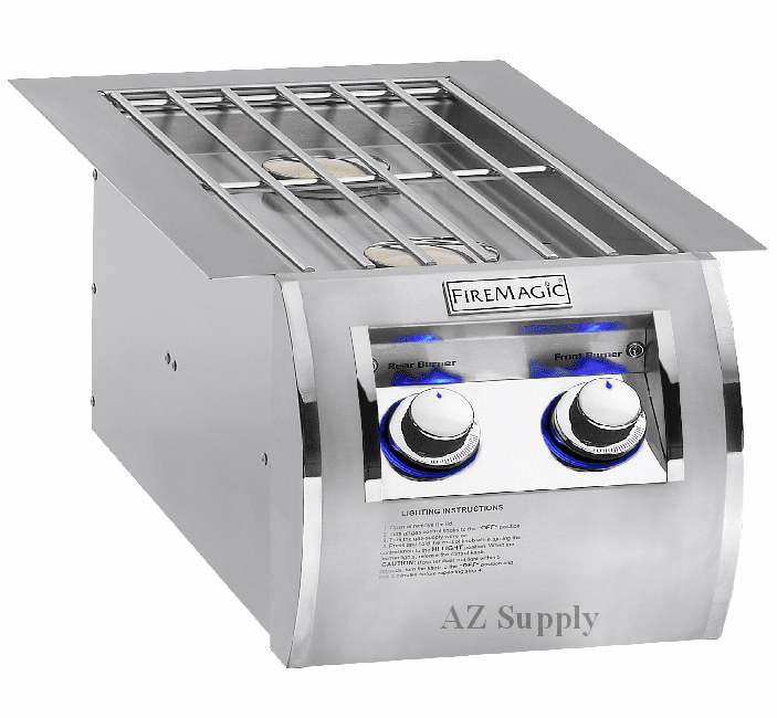 Fire Magic Echelon double side burner built in 32815