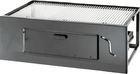 Fire Magic slide in charcoal grill 3334 30 inch