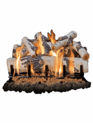 "Grand Canyon Gas Logs - 24"" Quaking Aspen"