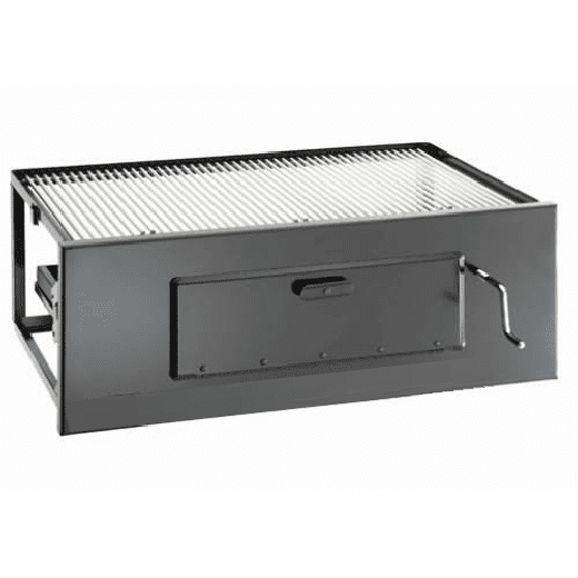 KW5020 - Charcoal Built in grill slide in 18 X 30