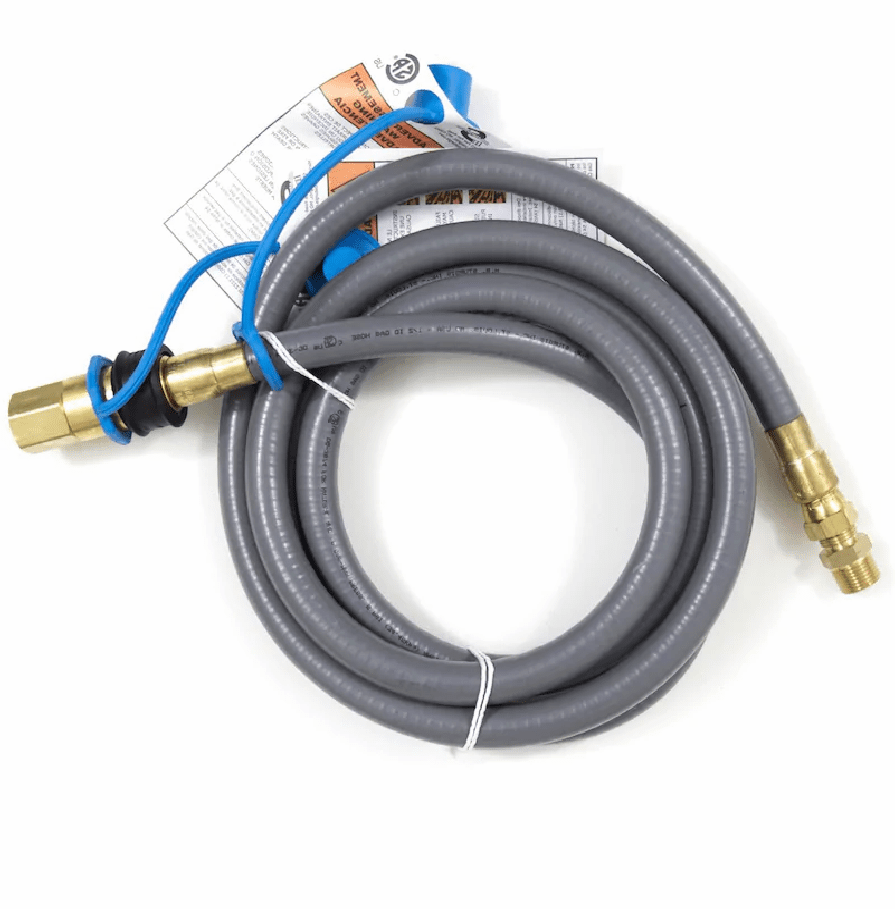 Natural Gas Quick Disconnect Hose for BeefEater Grills
