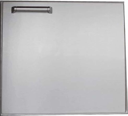 """PCM 21"""" BBQ island Access Door 300H series Stainless Steel"""