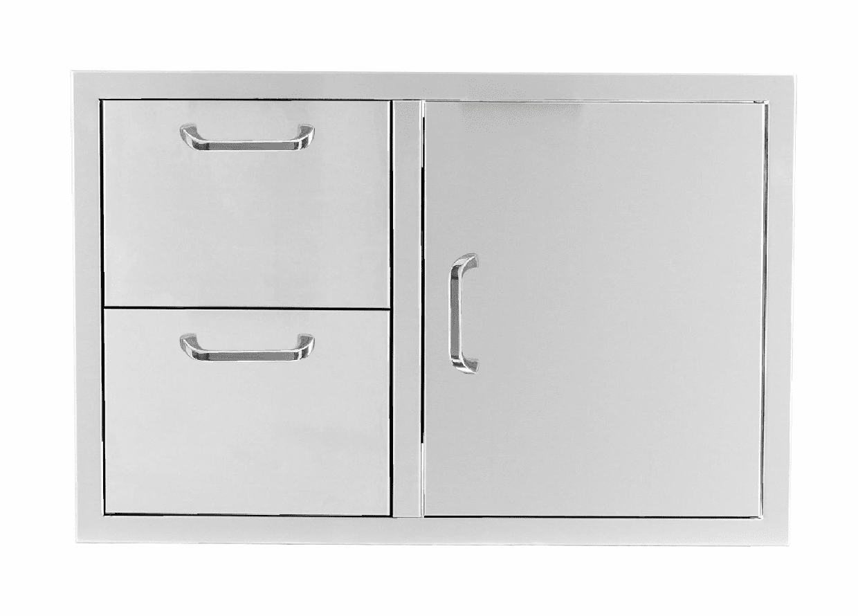 PCM 260 Combo with 2 drawer and 1 access door