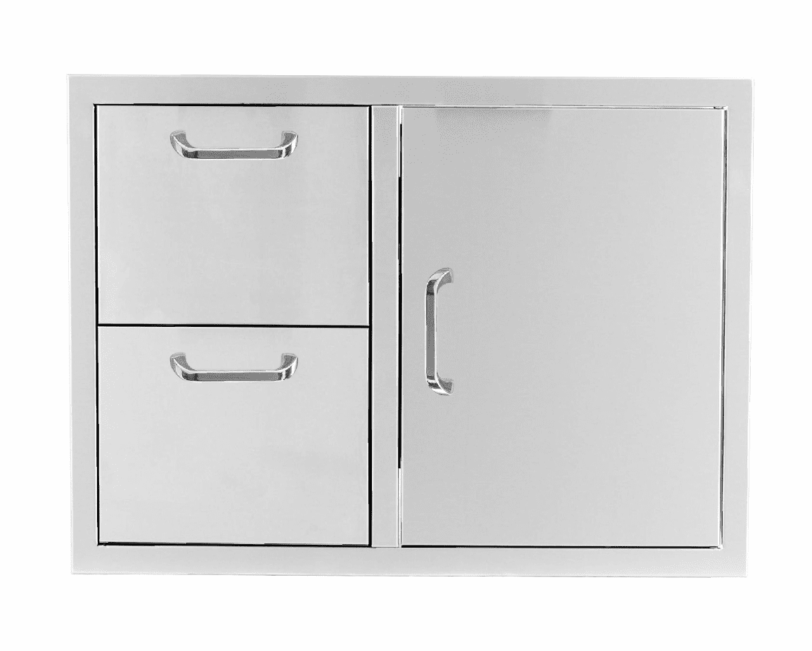 """PCM 260 Combo with 2 drawer and 1 access door 32"""""""