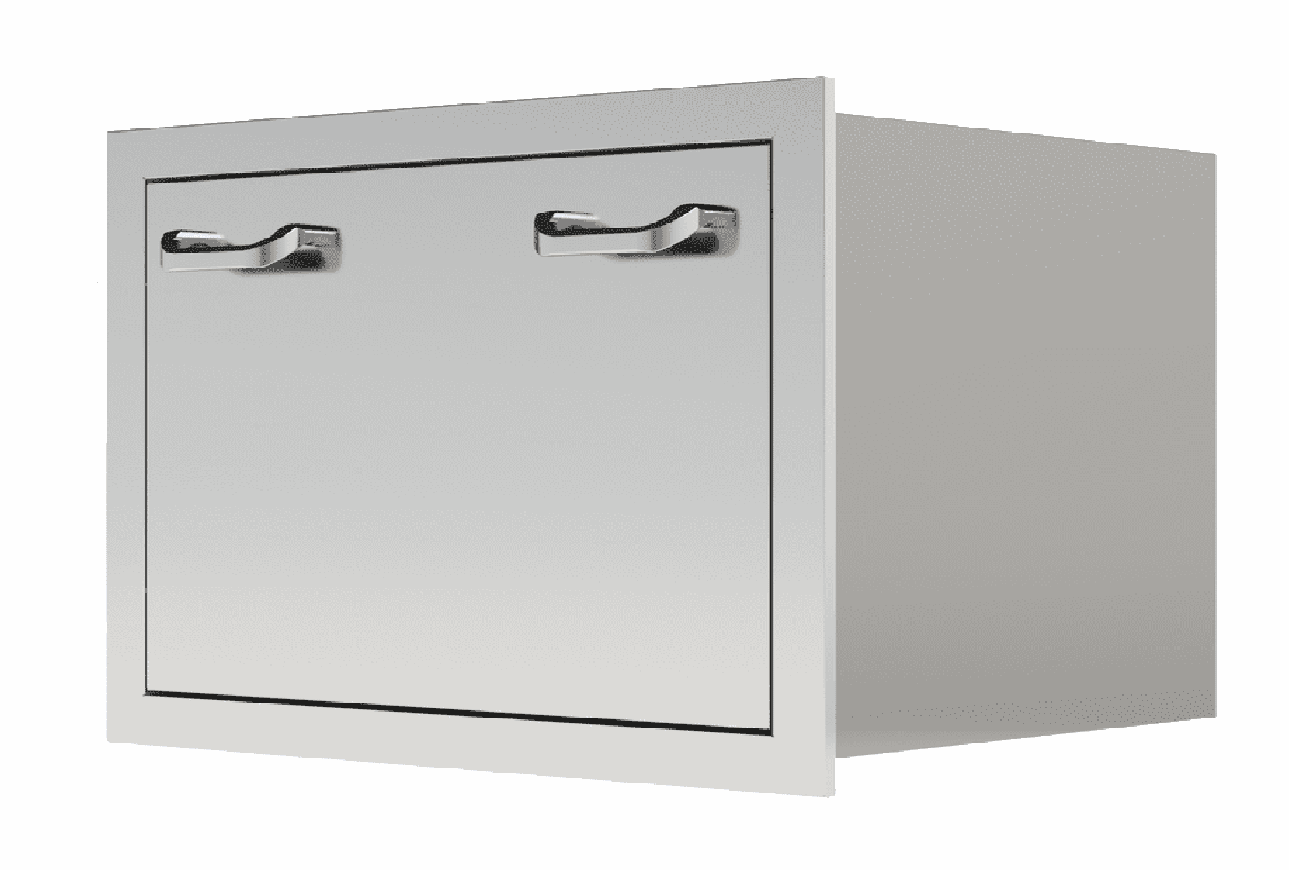 PCM 260 Series BBQ Drawer - 30 Inch Insulated Ice Drawer - Rollout