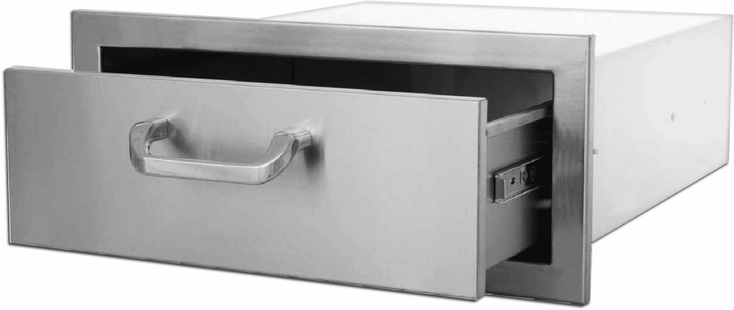 PCM 260 Series 1 drawer for outdoor BBQ Island