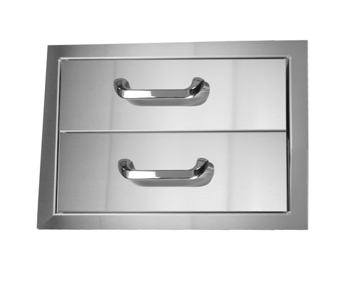 PCM 260 Series 2 Drawer all Stainless