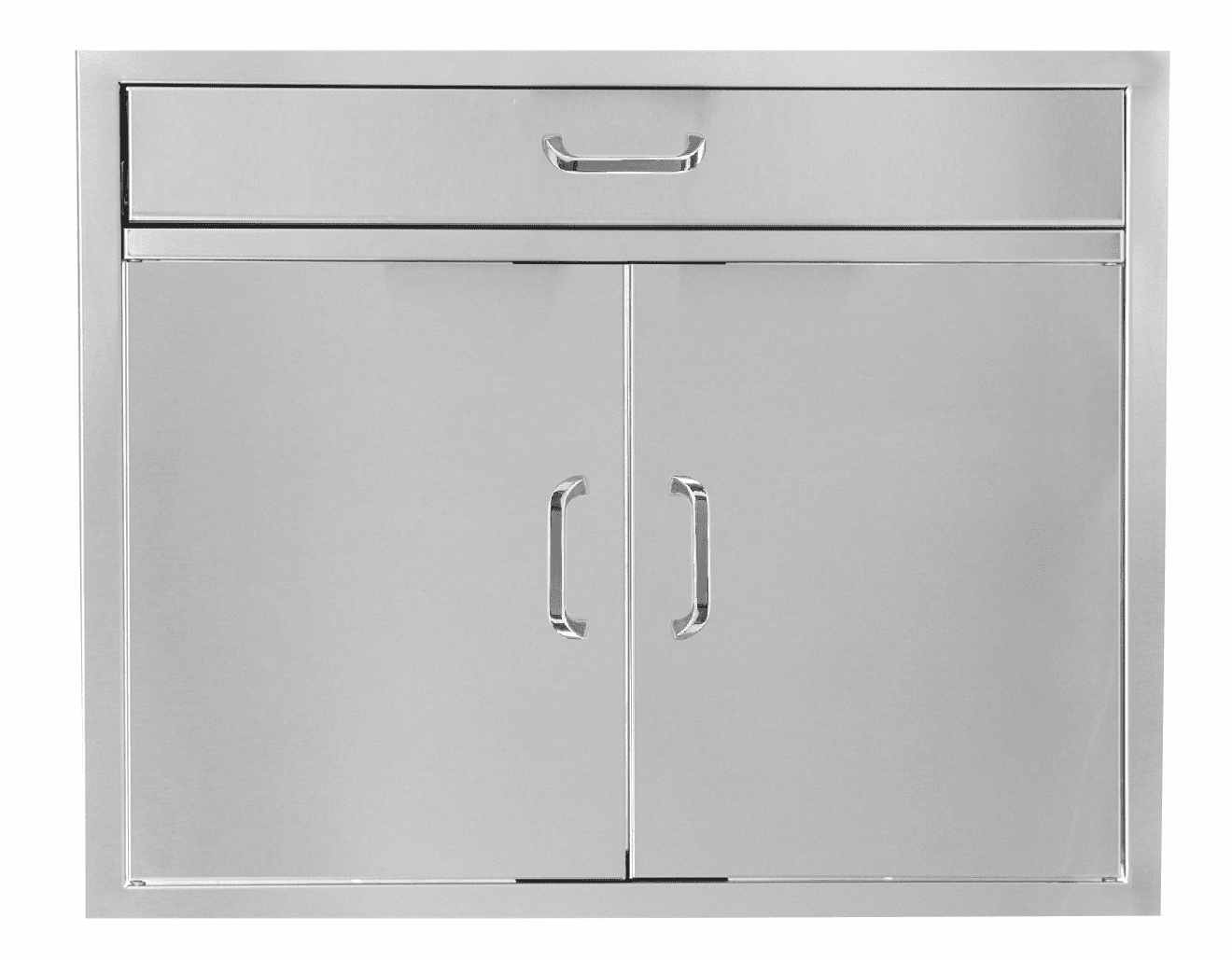 """PCM 260 Series 30"""" Combo Unit W/  2 Doors and 1 Drawer"""