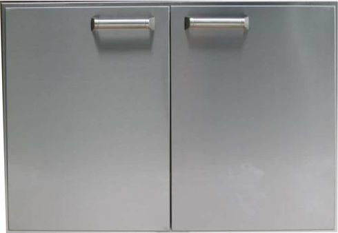 """PCM 30"""" BBQ island Double Access Door 300H series Stainless Steel"""