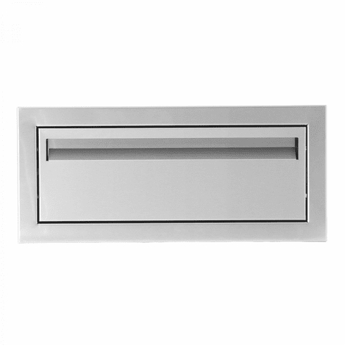 PCM 301 Series 1 Drawer Stainless Steel